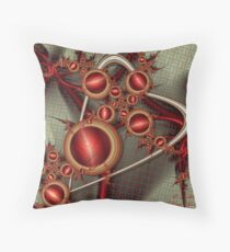 Forever Love - Valentine Card Throw Pillow
