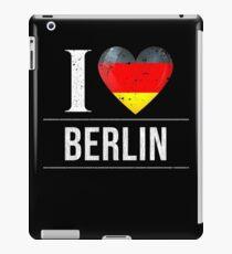 I Love Berlin - Berlin Berlin Germany iPad-Hülle & Skin