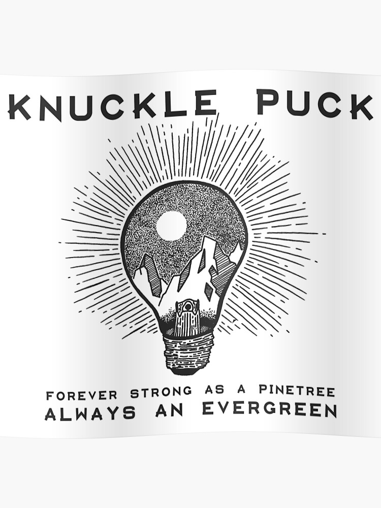 Knuckle Puck | Poster