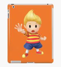 Lucas Super Smash Bros. for Wii U and 3DS iPad Case/Skin
