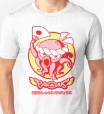 Jikkyou Oshaberi Parodius Unisex T-Shirt