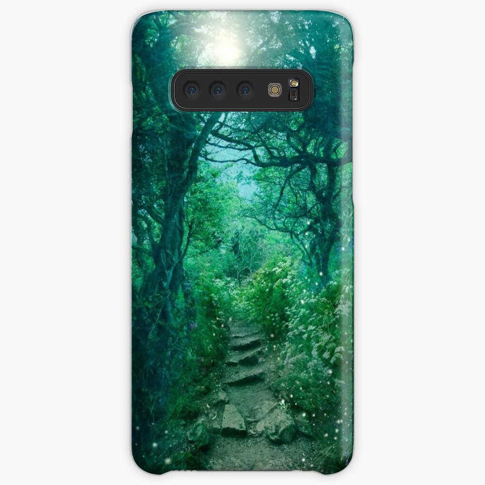 The Secret Path Case & Skin for Samsung Galaxy