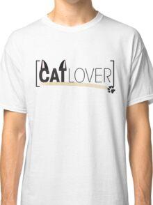 Cat Lover T-shirt Classic T-Shirt