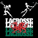 Lacrosse Wales Welsh Lacrosse by SportsT-Shirts