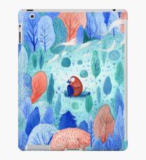 Vinilo o funda para iPad El bosque