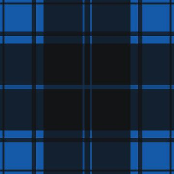 Blue Plaid by sugarhai