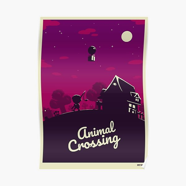 Animal Crossing Posters Redbubble