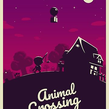 Animal Crossing by SnipSnipArt