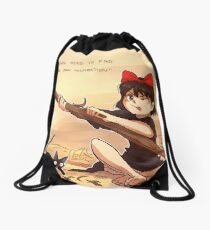 Kiki's Delivery Service - Inspiration Drawstring Bag