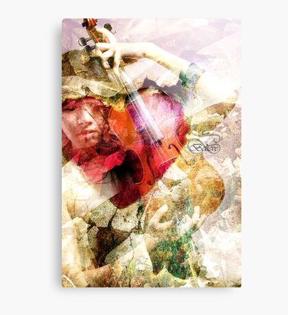 Had I Not Believed Canvas Print