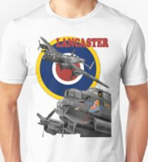 Lancaster Tee Shirt 2 Unisex T-Shirt
