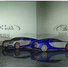 Bugatti Chiron by andreisky