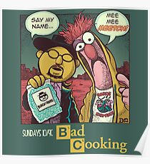 Bad Cooking Poster