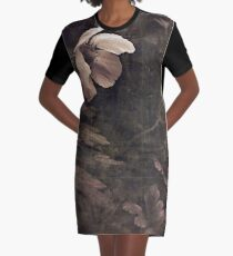 butterfly anemone Graphic T-Shirt Dress