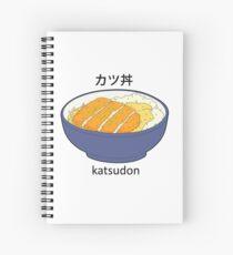 Katsudon! ツ 丼 Spiralblock