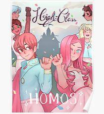 High Class Homos Poster Poster