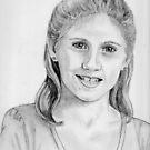 Portrait of Gabbi by Rita Deegan