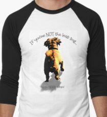 Lead Dog Men's Baseball ¾ T-Shirt
