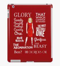 Glorificus - Buffy the Vampire Slayer iPad Case/Skin