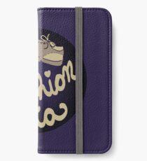 Fatshionista (Round) iPhone Wallet/Case/Skin