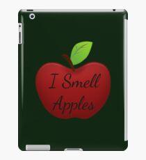 I Smell Apples iPad Case/Skin