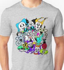 Fool Pack Color T-Shirt