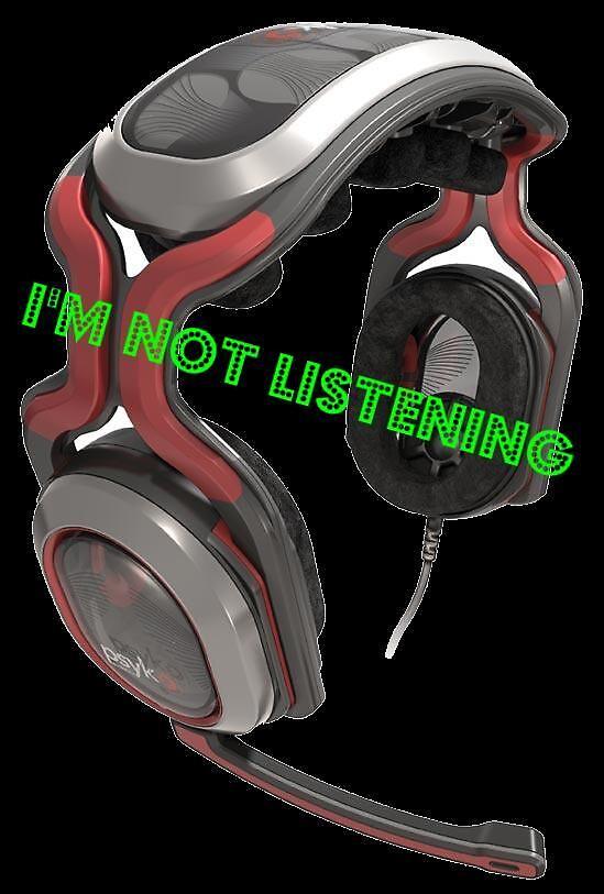 im not listening by mattybamazing