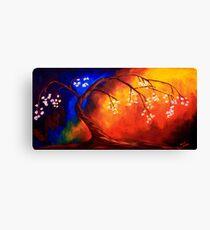 Springtime Existence Canvas Print