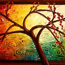 The Tree of Beauty by Abstract D'Oyley
