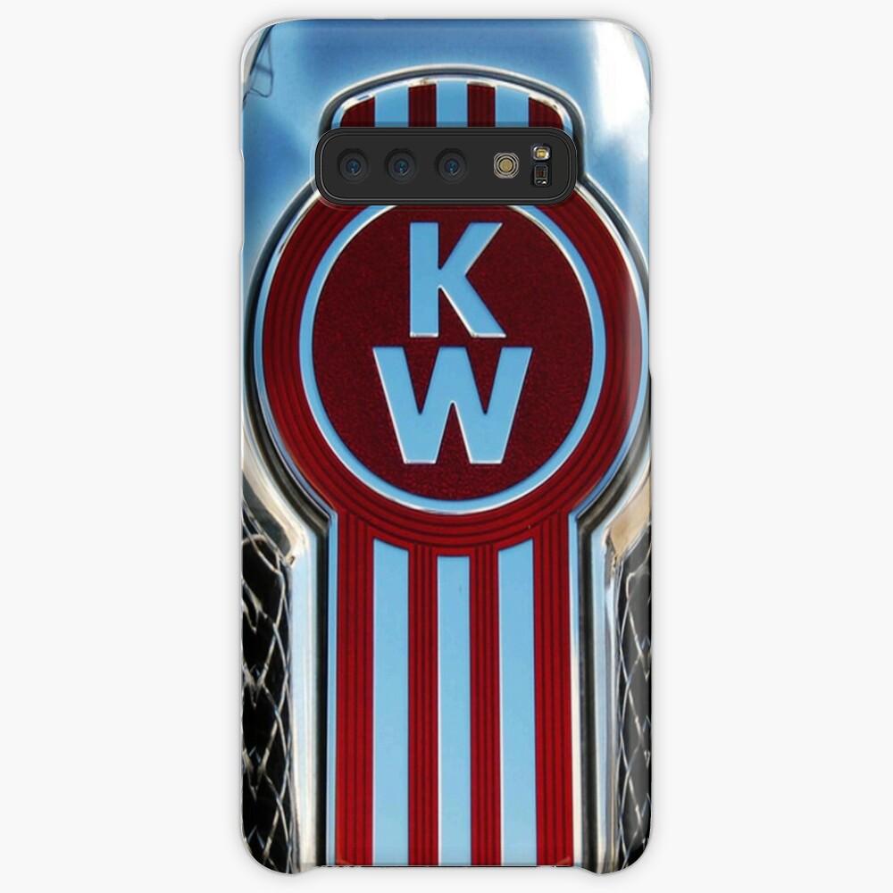 Kenworth-Embleme Hülle & Klebefolie für Samsung Galaxy