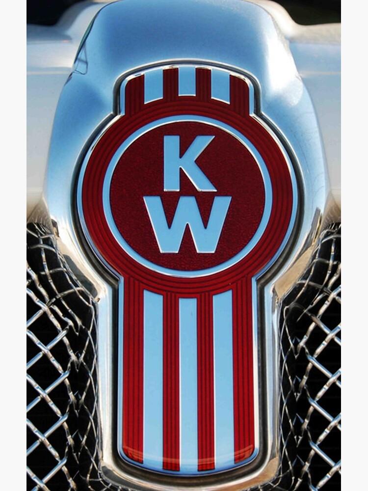 Kenworth-Embleme von AndresGuerre