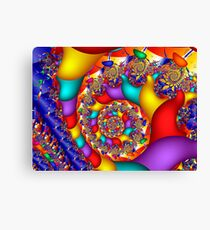 Summer Carnival Canvas Print