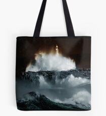 The Brave Atlantic Tote Bag