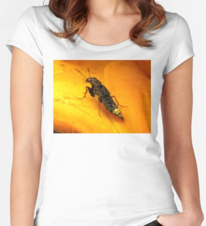 """""""I Wish I Was A Real Firefly"""" Women's Fitted Scoop T-Shirt"""