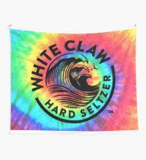 Weiße Klaue trinken Wandbehang