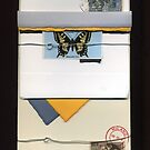 Letter Bundle: Swallowtail by Michael Douglas Jones