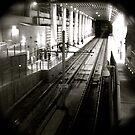 Holly Street Tunnel by chrissylong