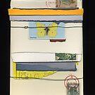 Letter Bundle: Brimstone by Michael Douglas Jones
