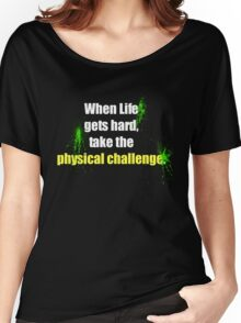 Physical Challenge Women's Relaxed Fit T-Shirt