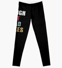 I Laugh At Dad Jokes Funny T-Shirts Leggings