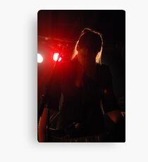 Fiona Kitchin of the Drones Canvas Print