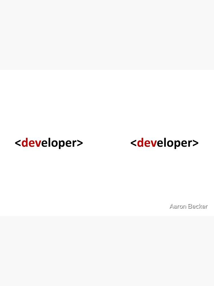 Developer de Aaron84