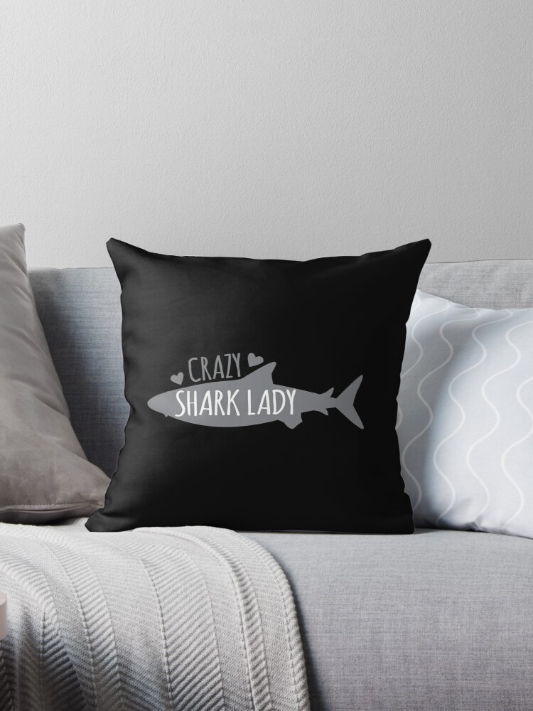 VERRÜCKT Shark Lady von jazzydevil