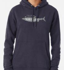 VERRÜCKT Shark Lady Hoodie