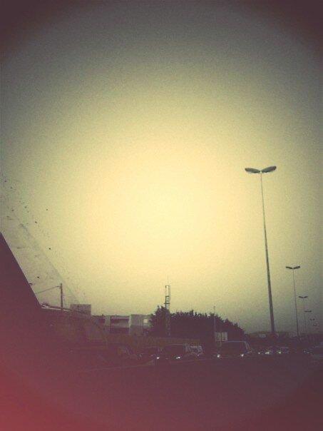 On the Motorway by Alexandre Bersia