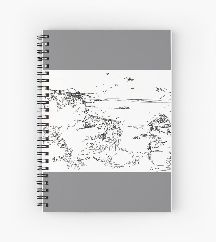 Gannet Colony by iskamontero