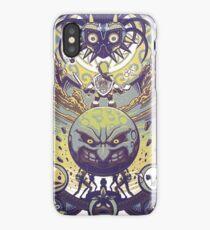 zelda majora's mask iPhone Case/Skin