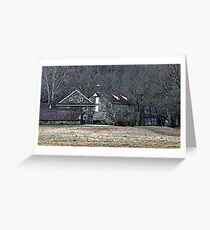 Andrew Wyeth Home Greeting Card