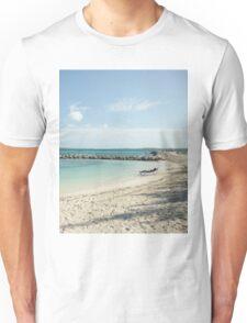 Lonely Beach Unisex T-Shirt