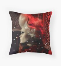 Don't leave me Throw Pillow